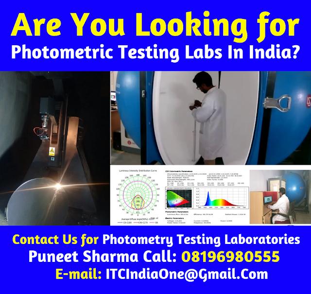 Photometry Testing Laboratory