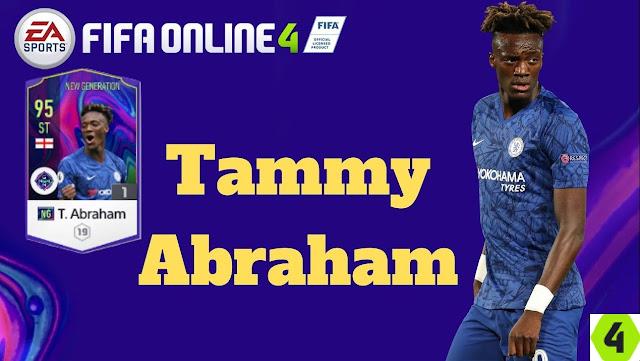 Review Tammy Abraham NG | Trái ngược với đời thực