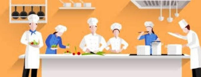 Kinh nghiệm khâu kiểm soát chất lượng đồ ăn và phương pháp quản lý đầu bếp.