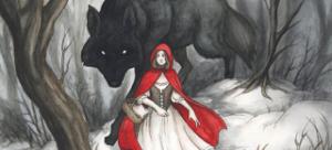 Το παραμύθι της Κοκκινοσκουφίτσας από την πλευρά του λύκου…