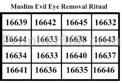 Muslim Voodoo Evil Eye Exorcism Ritual
