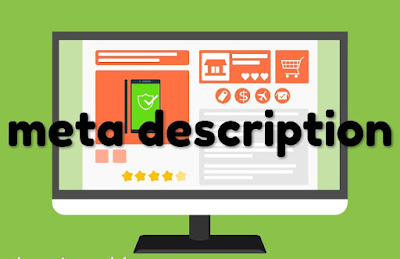 Macam-Macam Meta Description Dan Cara Setting Meta Description Pada Blogger