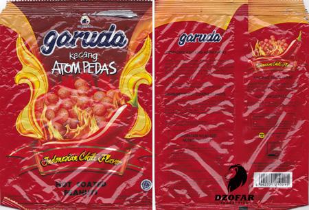 Garuda Kacang Atom Pedas