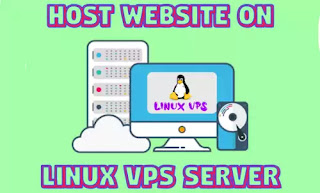 Host website on Linux VPS Server