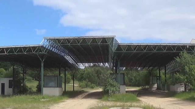 Seit 1993 wartet Grenzübergang Klepalo auf die Öffnung Richtung Bulgarien