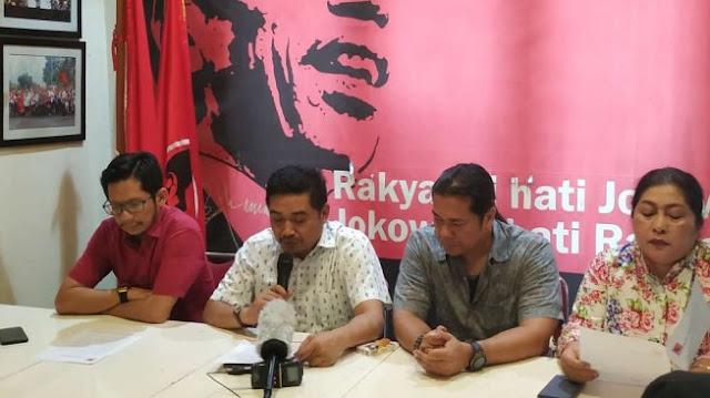 Prabowo Gabung Kabinet Jokowi, Projo: Semua Jadi Cebong pada Akhirnya