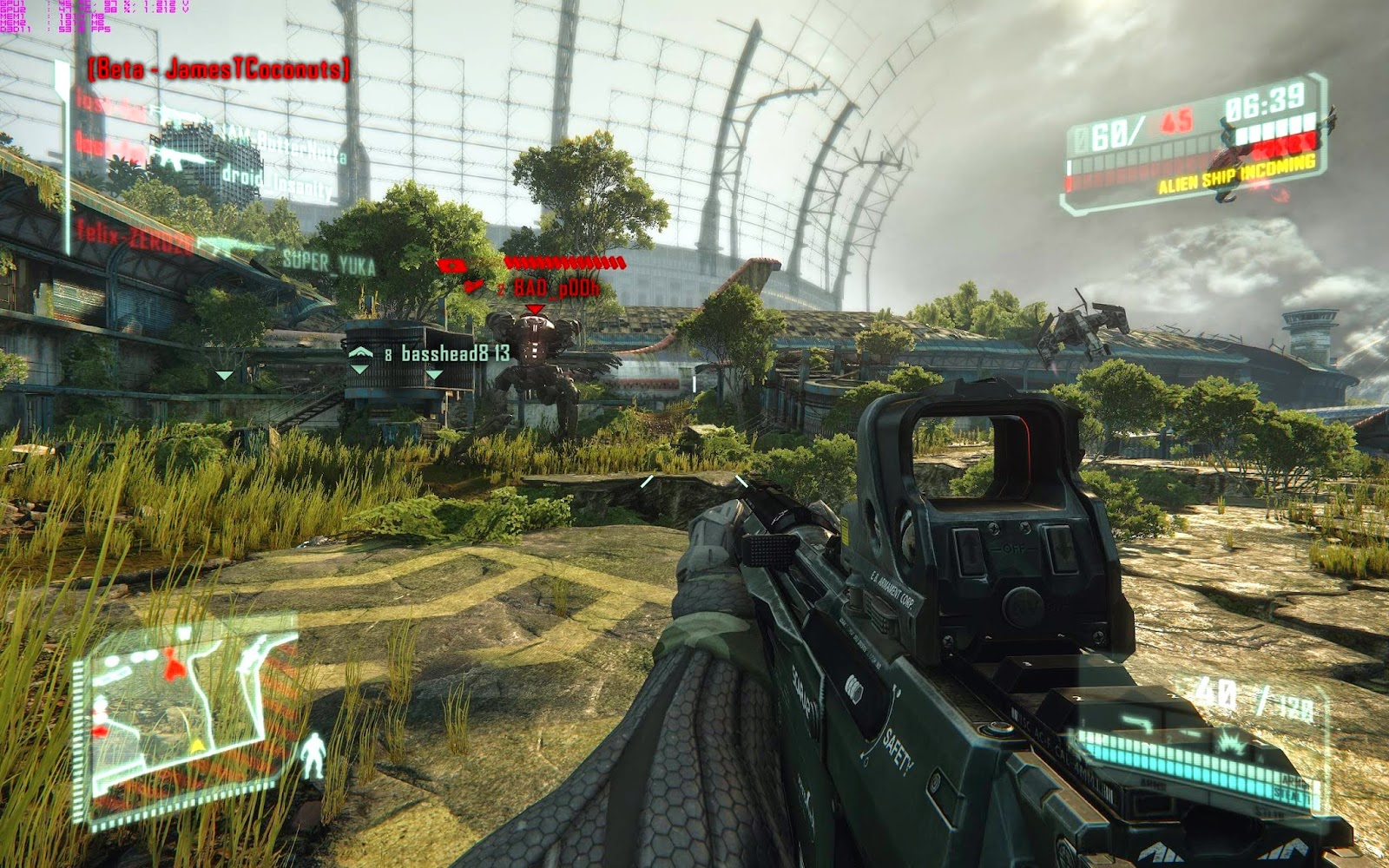 crysis 3 dx10 patch download no survey