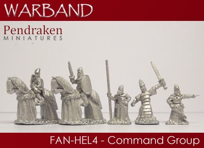 FAN-HEL4 – 5-man Command Group