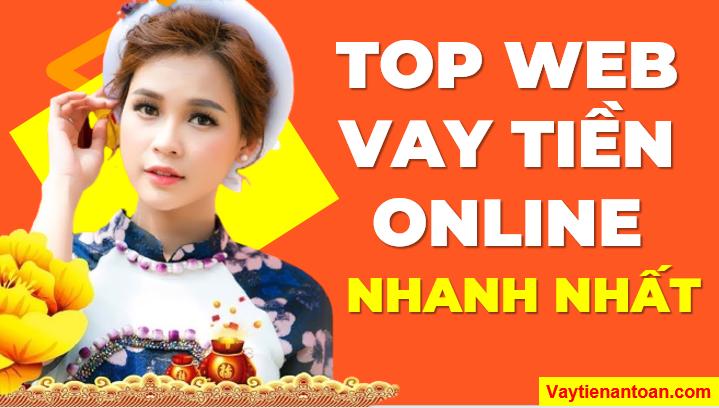 Web App Vay tiền online nhanh nhất