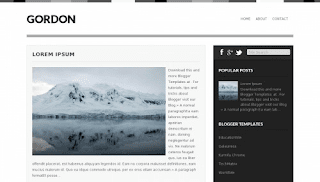 gordon-responsive-seo-friendly-blogger-templates