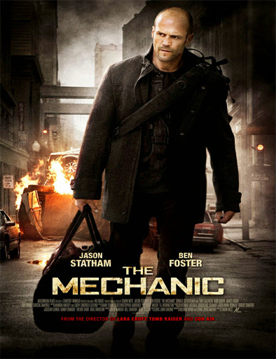 Ver El mecánico (The Mechanic) (2011) Online