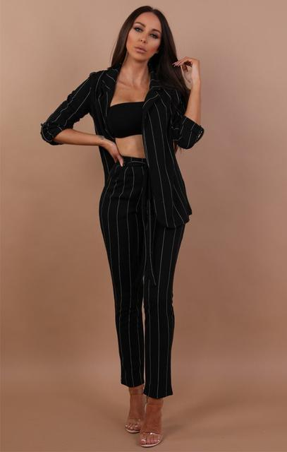 https://femmeluxefinery.co.uk/products/black-blazer-with-black-stripes-dani