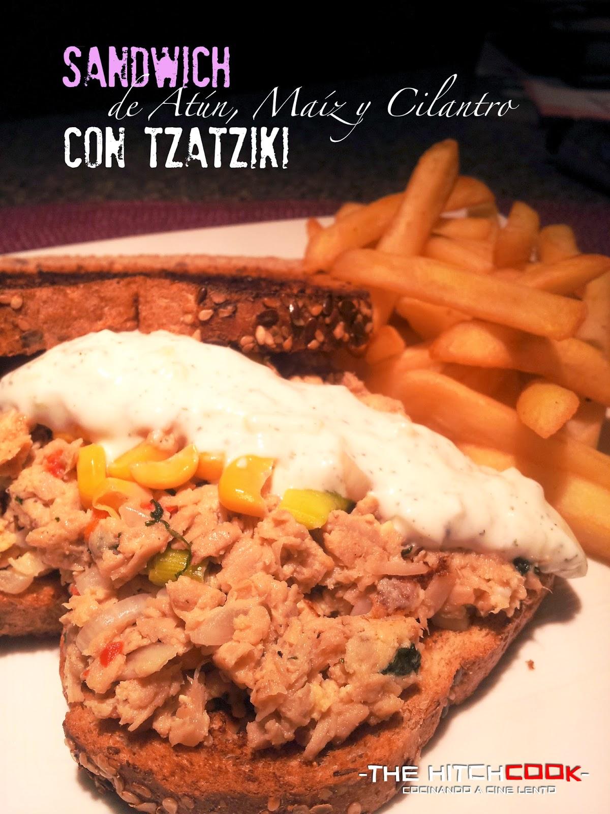 Atún y Tzaziki