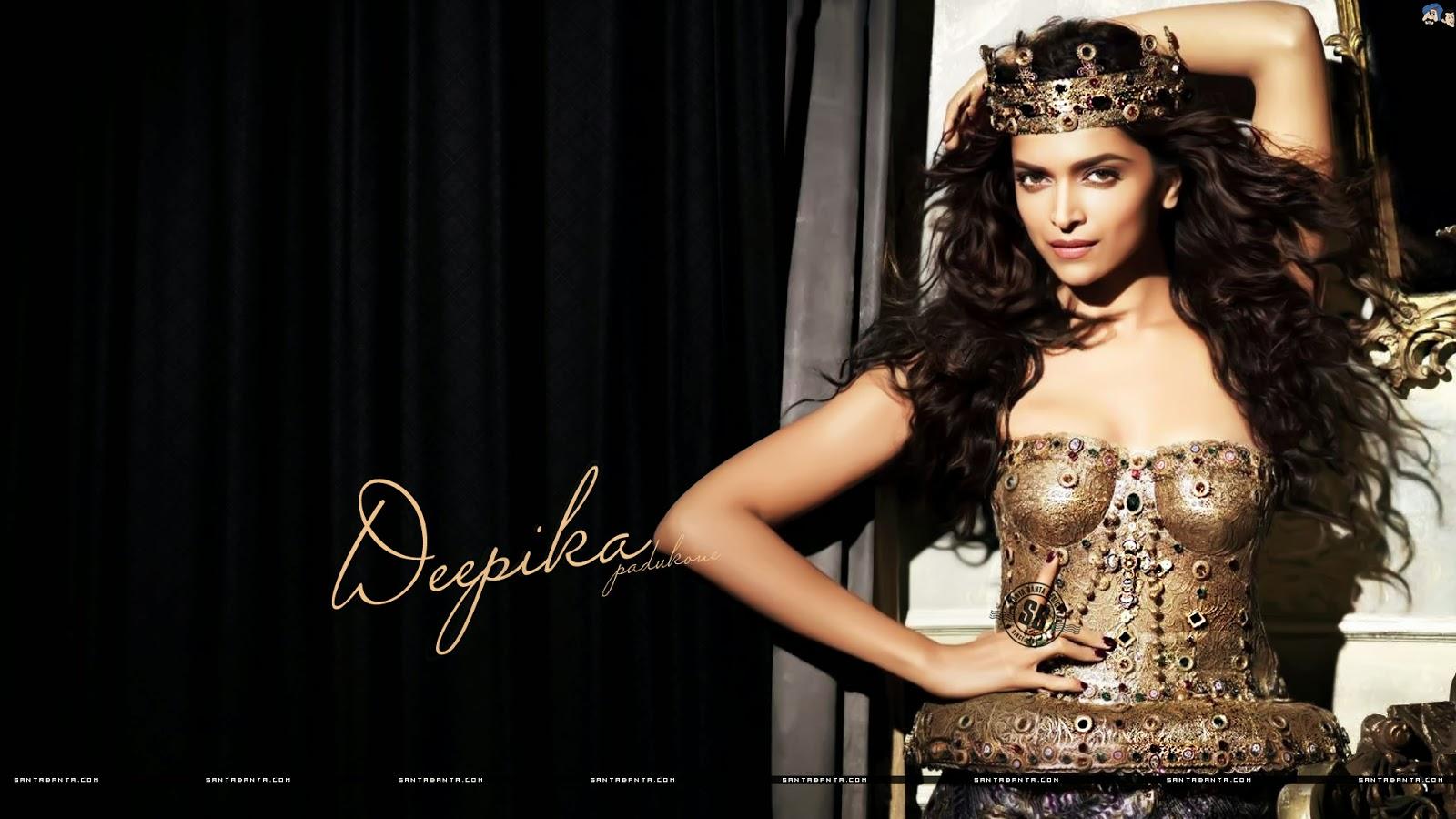 Sexy Deepika Padukone Naked