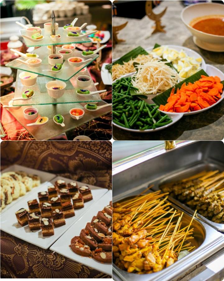 buffet ramadan 2021