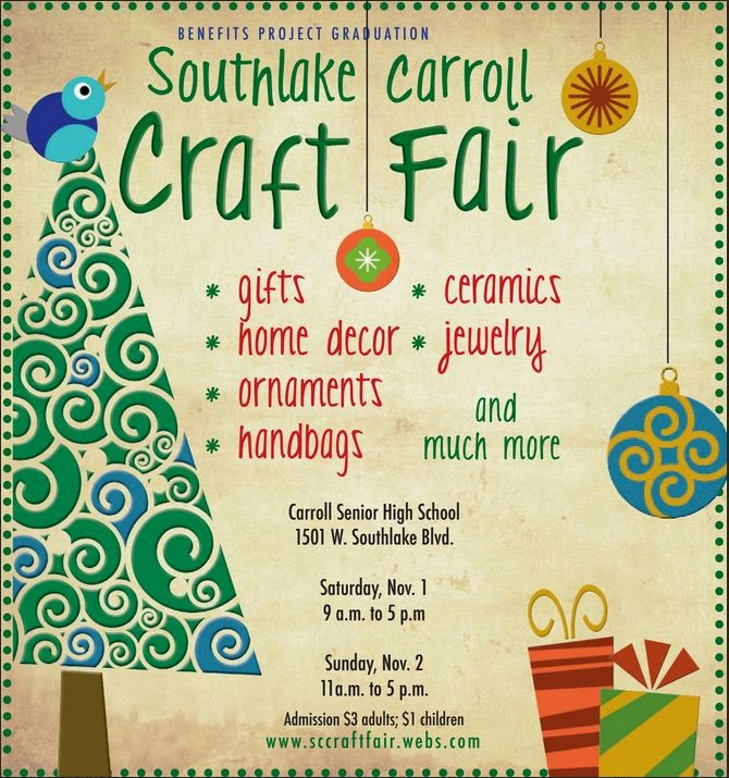 Wide Craft Fair Poster