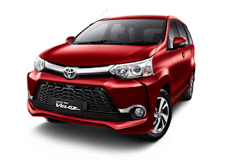 Toyota Grand New Veloz Eksterior