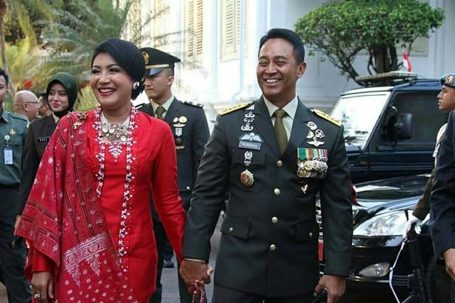 Profil Lengkap Jenderal Andika Perkasa - IGdefnaputra