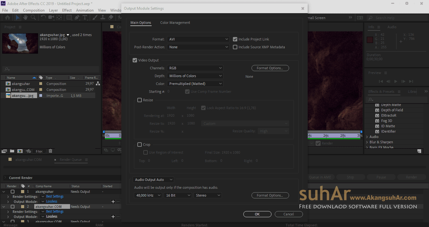 Adobe After Effects CC 2019 Full Registration Code, Adobe After Effects Activation Code