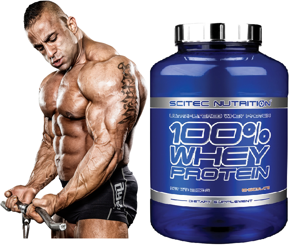 Scitec Nutrition 100% Whey Protein ~ Dropship Make Money Easy Malaysia