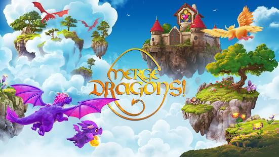 Descargar Merge Dragons! MOD APK 4.14.0 con Compras Gratis para Android 6