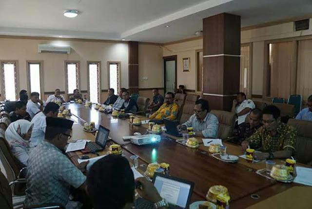 Kunjungi Wajo, 11 Anggota DPRD Kukar Belajar Perda Pilkades