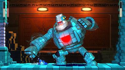 Mega Man 11 Game Screenshot 1