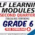 ADM S ELF LEARNING MODULES Q2 GRADE 6