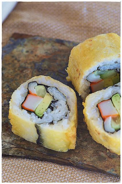 ¿Qué es la tempura en el sushi?-Sushi tempura -Sushi tempurizado
