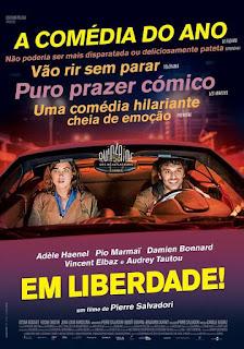 Crítica - Em Liberdade (2018)