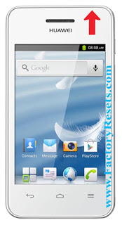 soft Reset Huawei Ascend Y220