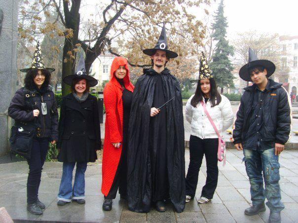 Хари Потър среща в Пловдив