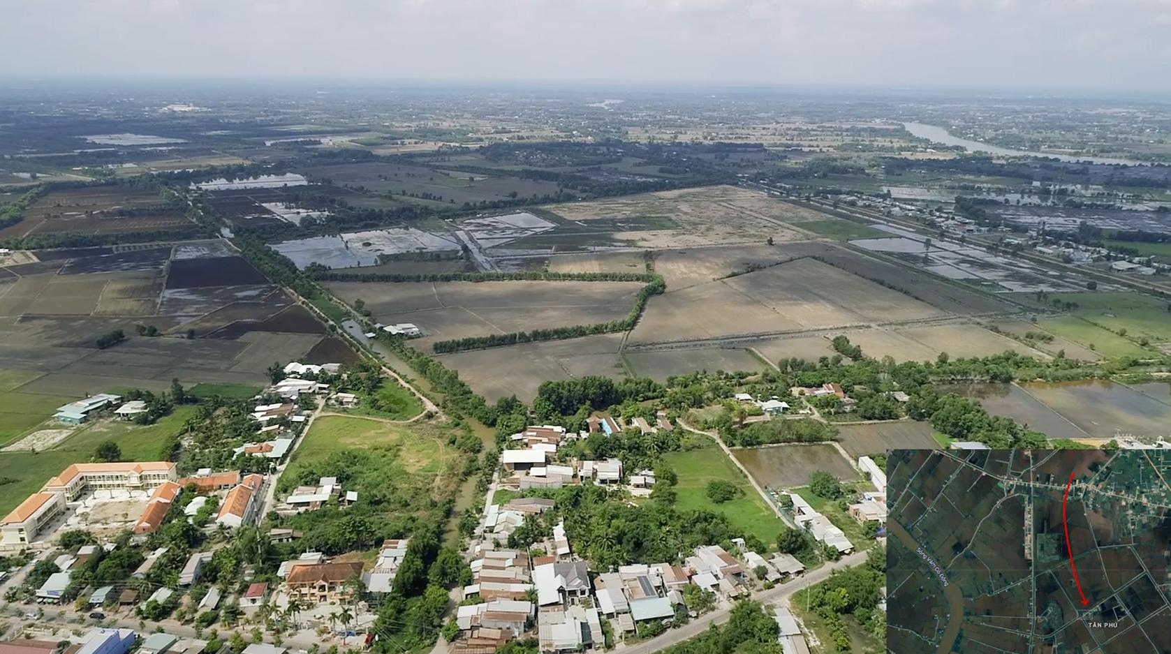 hình chụp flycam Trần Anh Tân Phú