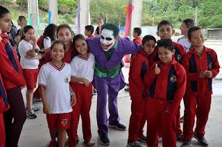 Diversão garantida nas comemorações do Dia das Crianças em Cajati