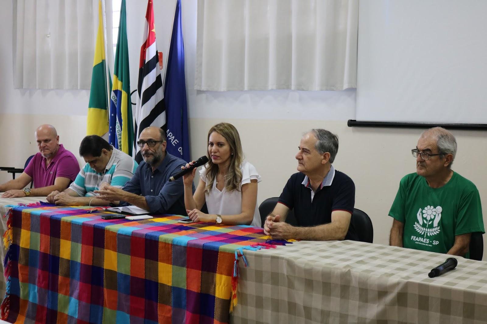 APAE de São Vicente receberá lideranças do movimento das APAES do estado de São Paulo