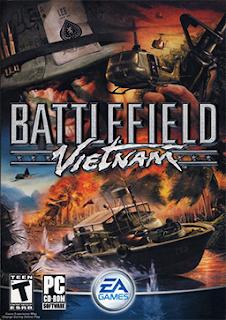 Battlefield Vietnam cover art