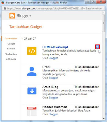 Cara Membuat Widget Like Box Facebook Di Blog Terbaru