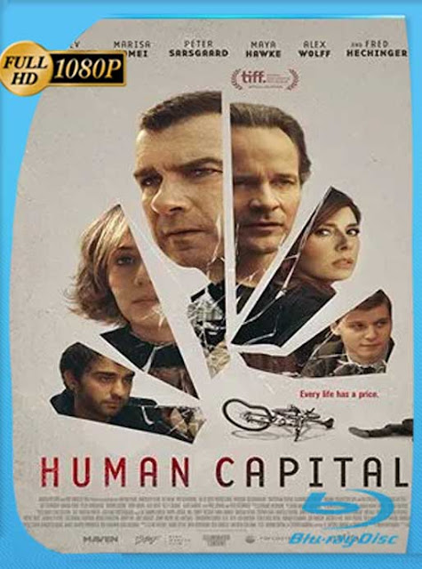 Human Capital (2019) HD [1080p] Latino [GoogleDrive] SilvestreHD