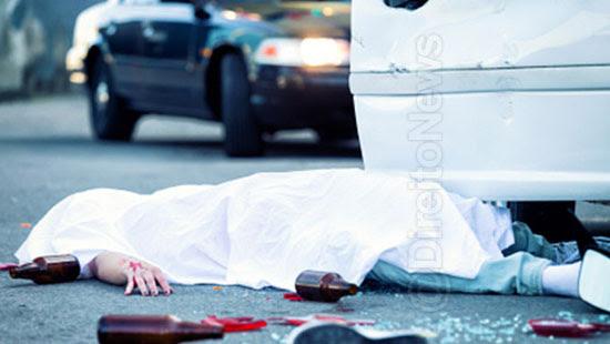 projeto prisao motorista bebado morte direito