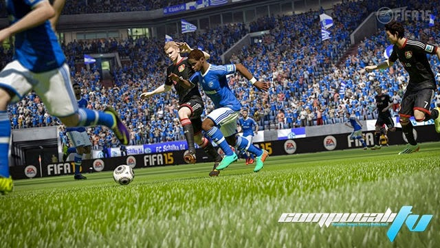 Fifa 15 Farfan Shalke 04