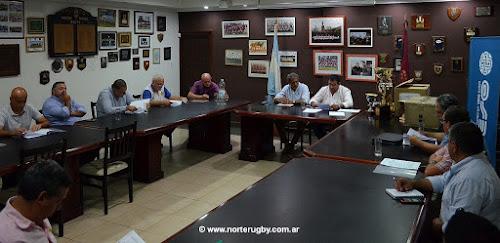 Se renovó el Consejo de la Unión de Rugby de Salta