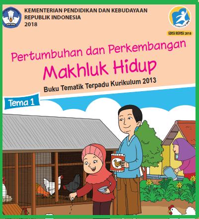 Kunci Jawaban Tematik Kelas 3 Tema 1 Pertumbuhan Dan Perkembangan Makhluk Hidup Operator Sekolah