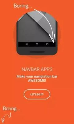 Cara Mengubah Warna Bilah Navigasi Android-2
