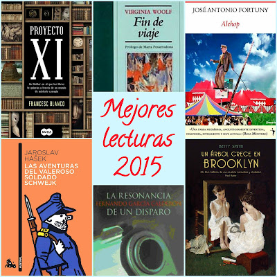 lecturas, año 2015