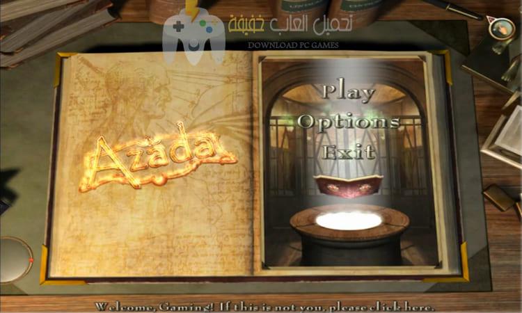 تحميل لعبة Azada للكمبيوتر