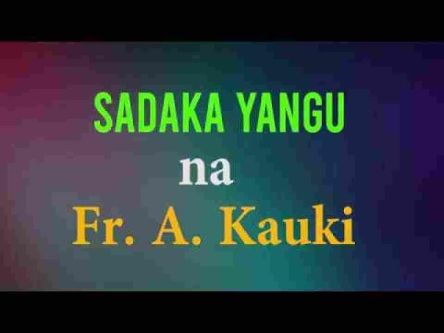 Sadaka Yangu ~ Kwaya ya UON Kenya Science [DOWNLOAD AUDIO MP3]
