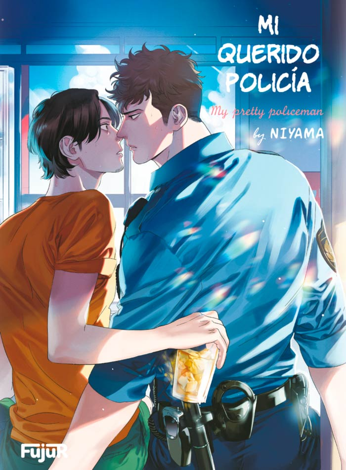 Mi querido policía (My Pretty Policeman   Boku no Omawari-san) #1 manga - BL - Niyama - Ediciones Fujur