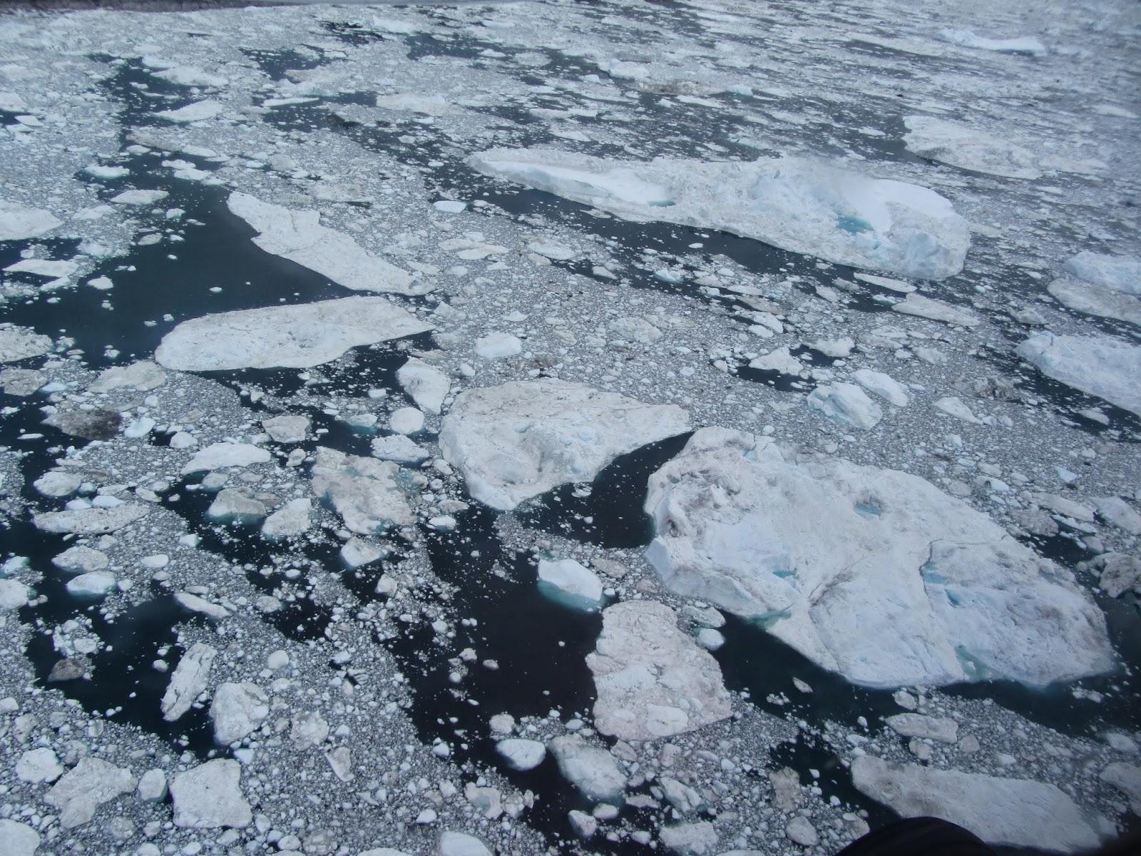 Um VOO CÉNICO sobre o glaciar de Ilulissat (uma experiência de outro mundo)   Gronelândia
