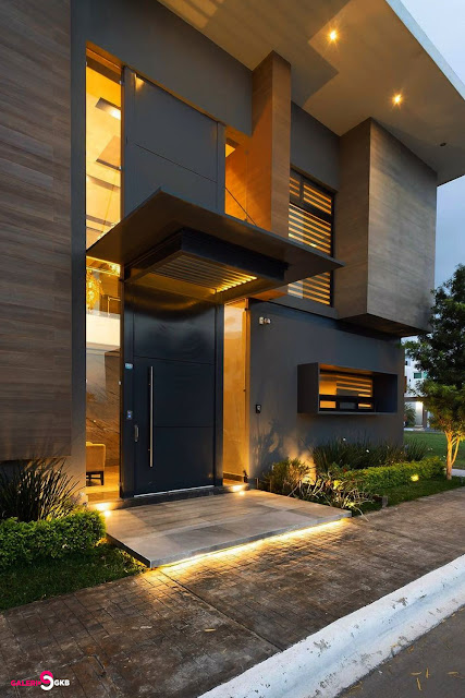 28 Modern Home Design Ideas With Minimalist and Futuristic Style