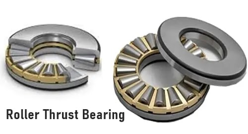 Roller Thrust Bearing - Roller thrust bearing क्या है? - Roller thrust bearing diagram - Roller thrust bearing images